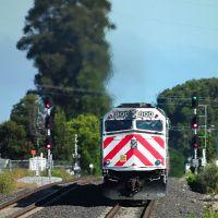 TRAIN!!!, Моунтайн-Вью