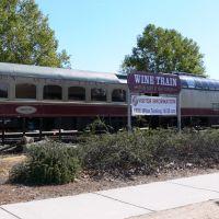Napa Valley Wine Train, Напа