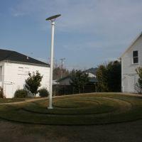 Oxbow School Gardens, Напа