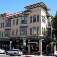 Alexandria Hotel and Annex, 840-844 Brown St., Napa, CA, Напа