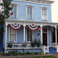 Buford House (now the Napa Inn), 1930 Clay St., Napa, CA, Напа