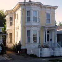 Capt. N. H. Wulff House, 549 Brown St., Napa, CA, Напа