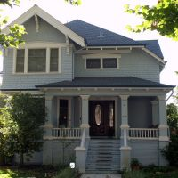 Edward G. Manasse House, 495 Coombs St., Napa, CA, Напа