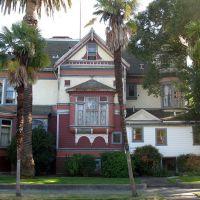 George E. Goodman, Jr. House, 492 Randolph St., Napa, CA, Напа