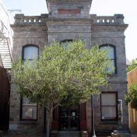 Goodman Library, 1219 1st St., Napa, CA, Напа