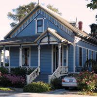Hackett House, 2109 1st St., Napa, CA, Напа