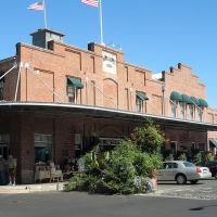 Hatt Building, 5th and Main Sts., Napa, CA, Напа