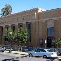 US Post Office-Napa Franklin Station, 1352 2nd St., Napa, CA, Напа