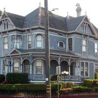 William Andrews House, 741 Seminary St., Napa, CA, Напа