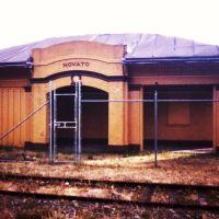 Novato Train Station, Новато