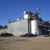 abandoned feed mill, Новато
