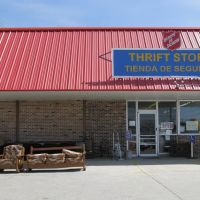 Salvation Army Thrift Store, Norfolk, Nebraska, Норволк