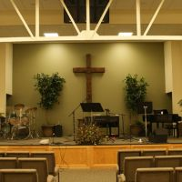 Norfolk, NE: Christ Is King Community Church, Норволк