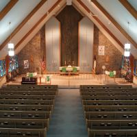 Norfolk, NE: Mount Olive Lutheran (LCMS), Норволк