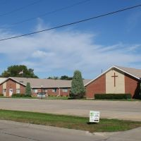 Norfolk, NE: Community Bible Church, Норволк