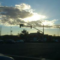 Beautiful sky, Норт-Хайлендс