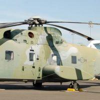 CH-53 Sykorsky, Норт-Хайлендс