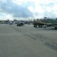 Aerospace Museum Sacramento, Норт-Хайлендс