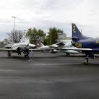 Aerospace Museum of California, open air exhibit, Норт-Хайлендс