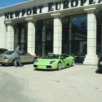 Newport European, Ньюпорт-Бич