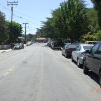 kansas street, Ньюхалл