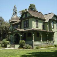 Kern County Museum, Bakersfield, Ойлдейл