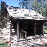 Log cabin, Ойлдейл