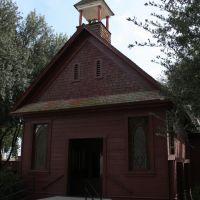 Sain Johns Episcopal Mission, Ойлдейл