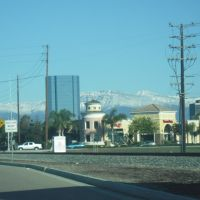 Oxnard Ca With The Topa Mtns In the Back, Окснард