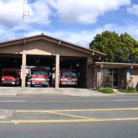 Albany fire station, Олбани