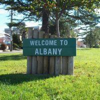 Albany, Олбани