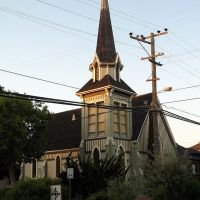 Church of the Good Shepherd-Episcopal, 1001 Hearst St., Berkeley, CA, Олбани