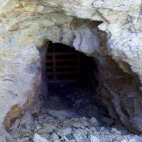 Old gold mine, Оливхарст