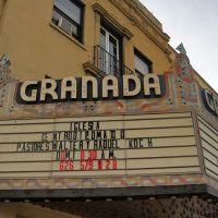 Granada Theatre, Онтарио