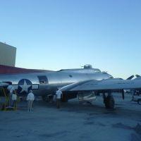 B-17G at PSP Museum, Палм-Спрингс