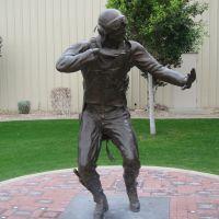 Pilot Sculpture, Палм-Спрингс