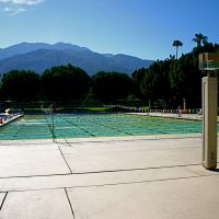 Palm Springs City Pool, Palm Springs CA, Палм-Спрингс