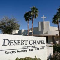 Desert Chapel, Палм-Спрингс