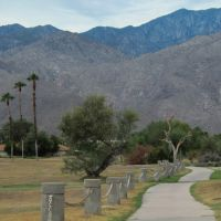 Palm Springs Tahquitz Creek Loop Bikeway (4549), Палм-Спрингс