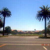 Stanford University Entrance 8-4-2008, Пало-Альто