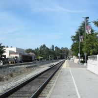 Palo Alto Station, Пало-Альто