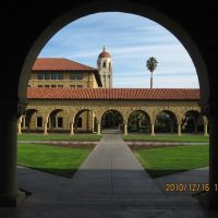 2010-12-16: The Main Quad, Stanford University, Пало-Альто