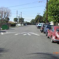 exeter street, Парамоунт