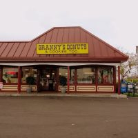 Grannys Donuts - Bellflower Caliornia, Парамоунт