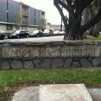 Paramount City Sign, Парамоунт