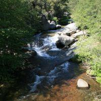 Bass Lake - Inlet Creek, California, Парлир