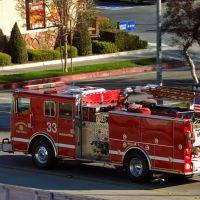 Pasadena Fire 33, Пасадена