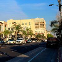 Old Town Pasadena, Pasadena, CA, Пасадена
