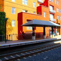 Metro Rail Station, Pasadena, Пасадена
