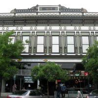 Old Petaluma Opera House, 147-149 Kentucky St., Petaluma, CA, Петалума